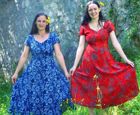Kleider: Sommerkleider fairtrade