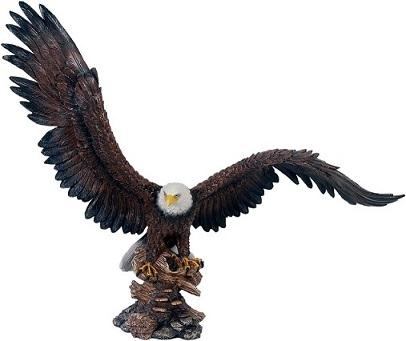 Figuren: Tiere - Adler, Eulen, Raben
