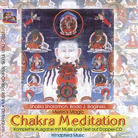 Chakra-Bücher und CD`s