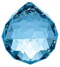 Regenbogen-Kristalle: Kugel