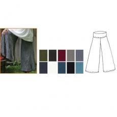 Lange Damenhose - viele Farben