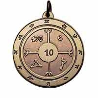 Bann-Amulett