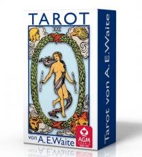 Waite Tarot - Pocket-blau