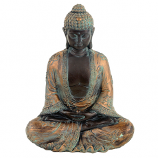 Meditierender Buddha - 23 cm