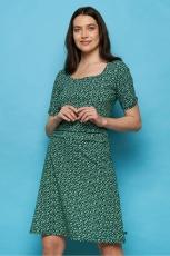 Jersey-Kleid Yawa - green