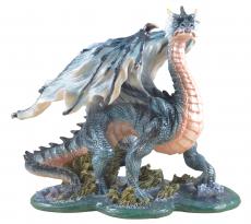 Drache Aquaron - 20 cm