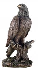 Adler bronziert - 13 cm