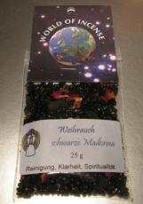 Weihrauch schwarze Madonna - 25 g