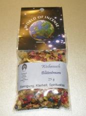 Weihrauch Blütentraum - 25 g