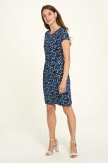 Jersey-Kleid kurz - herbs