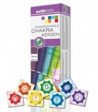 Chakra - Körperkerzen