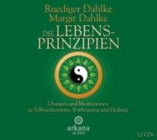 Dahlke: Die Lebensprinzipien - Hörbuch