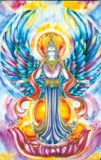 Engelkarte: Erzengel Uriel