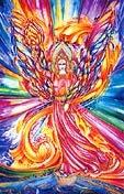 Engel-Schutzkärtchen: Engel des Sieges