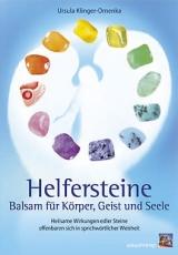 Ursula Klinger-Omenka: Helfersteine - antiquarisch!