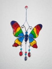 Sun Catcher: Schmetterling
