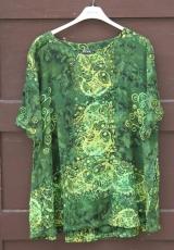 Top Ulin - grün/gelb