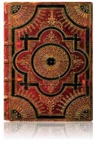 Paperblank: Ventaglio Rosso - Grande - unliniert