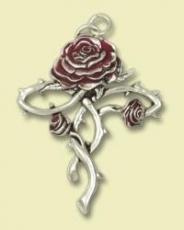 Rosenkreuz-Amulett (2)