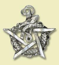 Drachenpentagramm - Ouroboros