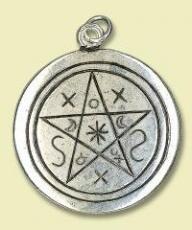 Schatten-Pentagramm