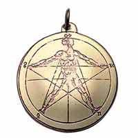 Pentagramm nach Agrippa