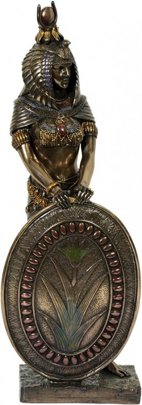 Isis bronziert - 28 cm
