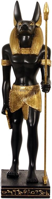 Anubis stehend - 22 cm
