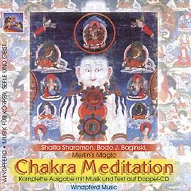 Baginski/Sharamon: Chakra-Meditation  Doppel-CD
