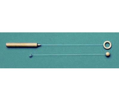 Einhandruten-Set mit 2 Aufsätzen