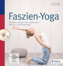 Walther: Faszien-Yoga  mit DVD