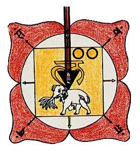Chakra-Räucherstäbchen: Wurzelchakra