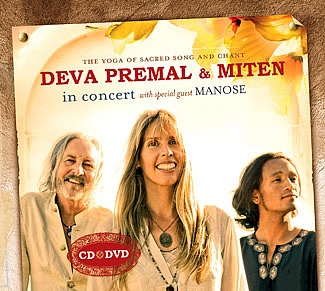 Deva Premal & Miten: In Concert (CD+DVD)