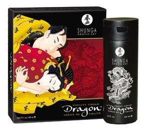 Dragon Virility Cream SHUNGA - 60ml