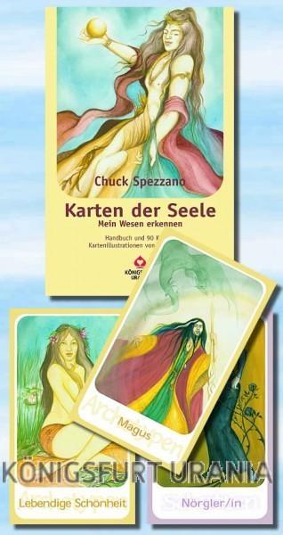 Chuck Spezzano: Karten der Seele