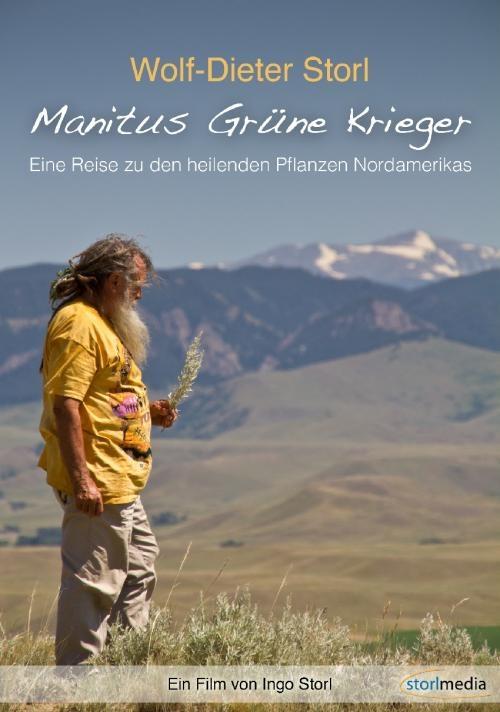 Storl Wolf-Dieter: Manitus grüne Krieger - DVD