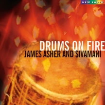 James Asher: Drums on fire