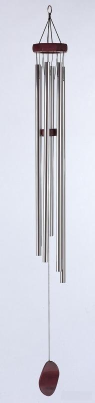 Klangspiel silber - 77 cm