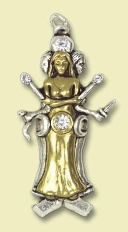 Dreifache Göttin (1)