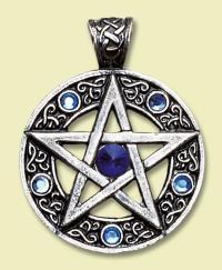 Keltisches Pentagramm