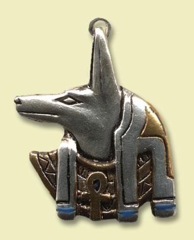 Anubis-Amulett