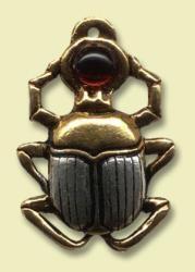 Scarabäus-Amulett