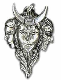 Dreifache Göttin (2)