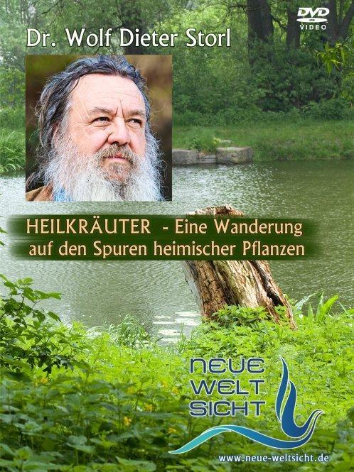 Storl Wolf-Dieter: Heilkräuter - DVD