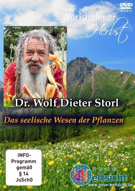 Storl Wolf-Dieter: Das seelische Wesen der Pflanzen - DVD