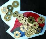 Glücksmünzen