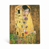 Paperblankt-Tagebuch: Der Kuss - Sonderausgabe zu Klimts 100 Todestag - midi