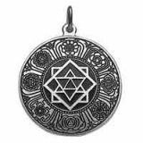 Tantra-Amulett (Indien)