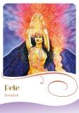 Göttinnen Geflüster. Karten und Buch. Mit Orakel und Ritualen zu