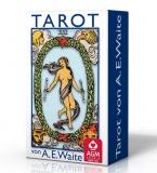 Waite Tarot - Mini - blau
